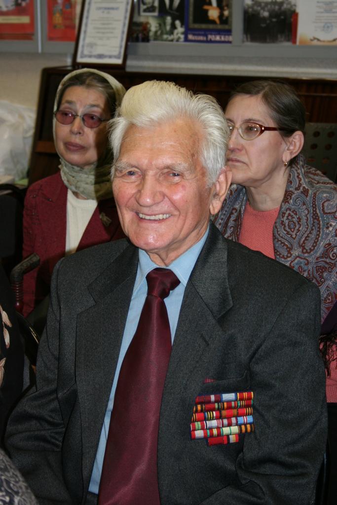 Голговский Владимир Петрович